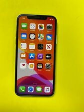 Apple iPhone X - 64GB - Silver (AT&T Only) - Smartphone