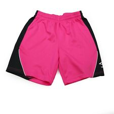 Umbro Pink and Black Girls Soccer Shorts Size Small