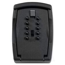 KEY SAFE WALL MOUNTED Push Button Large Key Storage ad alta sicurezza casella Chiave Nuovo