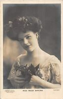 POSTCARD    ACTRESSES     MAUD  DARLING