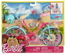 Barbie Bicycle  New 3+