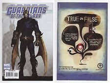 GUARDIANS OF THE GALAXY (2008) #3 VARIANT STARHAWK STAKAR OGORD 2ND LOW PRINT!