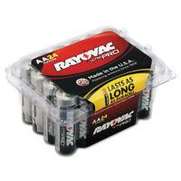 Rayovac Ultra Pro Alkaline Batteries AA 24/Pack ALAA24PPJ