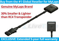 MyLaps RC4 Pro Transponder (3-wire) for R/C Cars (AMBrc, AMB rc) - NEW