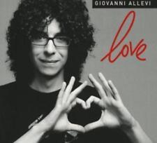 Giovanni Allevi, Love - piano solo, SONY MUSIC / RCA NEU OVP
