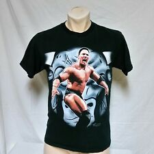 VTG 1998 The Rock T Shirt WWE Wrestling WWF Stone Cold NWO Goldberg Sting Medium