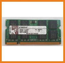 Memoria Ram Kingston 1GB PC2-5300S DDR2 Memory Ram KAC-MEMF/1G