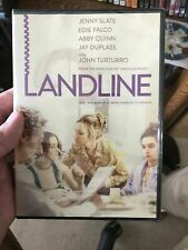 1 BRAND NEW / FACTORY SEALED - Landline DVD Edie Falco John Turturro Jenny Slate