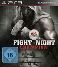 PS3 Playstation 3 Spiel ***** EA Fight Night Champion *******************NEU*NEW