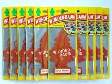 (1,30€/Einheit) 10 x WUNDER-BAUM® Spice Market Duft Lufterfrischer Duftbaum neu