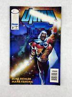 Union #2 October 1993 Image Comics