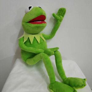 Kermit Frosch Handpuppe Plüschpuppe Kuscheltier Spielzeug Kinder Puppen Geschenk