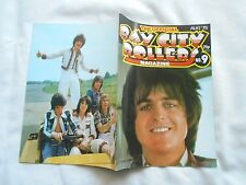 THE OFFICIAL BAY CITY ROLLERS MAGAZINE-NO.9-AUGUST,1975