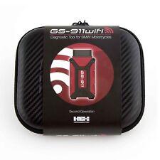 Original GS 911 WiFi OBD Enthusiast 10VIN BMW und Husqvarna Motorrad Diagnose