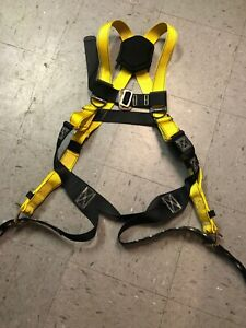 Guardian Fall Protection #01703 Velocity S-L Construction Harness. Brand New