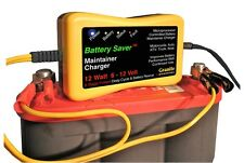 Dual Voltage 6 & 12 Volt 12 Watt PULSE Battery Maintainer w/ Battery Rescue