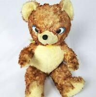 Vintage Knickerbocker Teddy Bear Plush Stuffed Animal Joy of A Toy 20 inch