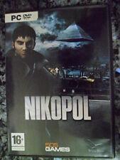Nikopol PC Completo Gran aventura acción misterio de Enki Bilal en castellano,