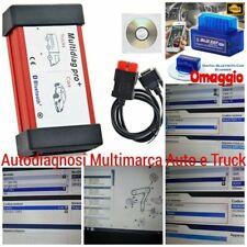 AutoDiagnosi Scanner Multigeneric full Auto+Truck+Dati Tecnici+OMAGGIO !!!