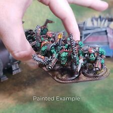 10 Model Movement Trays for 25mm & 32mm bases - Perfect for Apocalypse