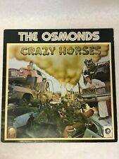 The Osmonds ‎– Crazy Horses.  MGM Records ‎– 2315 123 Super  Vinyl, LP, Album