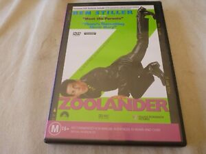 Zoolander (DVD) Region 4  Ben Stiller, Owen Wilson