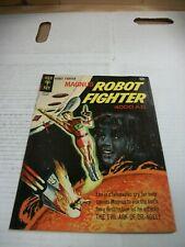 Gold Key MAGNUS ROBOT FIGHTER #13 February 1966