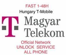 iPhone Official unlocking Telekom Hungary,Tmobile Hungary,Magyar Telekom