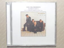 THE CRANBERRIES  -  NO NEED TO ARGUE (COMPLETE SESSIONS 1994-1995)  -  CD NUOVO