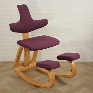 Stokke Varier Thatsit  ergonomic kneeling chair