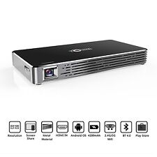 Ture 4000 Lumens DLP Android Wifi Smart Home Cinema Full HD 1080P Projector HDMI