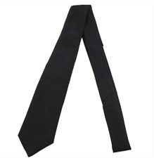 Vanguard ARMY TIE: 4 IN HAND - BLACK