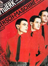 """KRAFTWERK - Die Mensch Maschine > 12"""" Vinyl LP Album , OIS"""