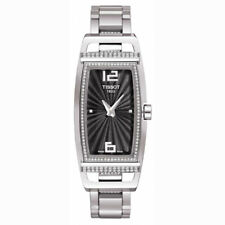 Tissot Ladies Stainless Steel Diamond Watch T037309A New with Tags