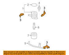 SUBARU OEM 03-08 Forester 2.5L-H4-Oil Cooler Line 807611031