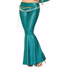 Forum Novelties Blue Ladies Mermaid Costume Leggings