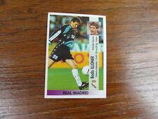 FOOTBALL STICKER PANINI collector : BODO ILLGNER REAL MADRID LIGA 1996-1997