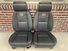 07-14 Cadillac Escalade ESV Platinum Front Bucket Seats, Heated, Cooled, OEM DVD