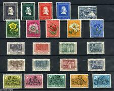 Nederland Jaargang 1952 compleet luxe postfris incl ITEP