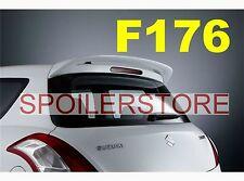 SPOILER ALETTONE POSTERIORE SUZUKI SWIFT  DOPO 2010 CON PRIMER  F176P SS176-5