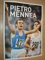 Book Piero Mennea Una Vita By Racing Maratona Journal Screen Sport