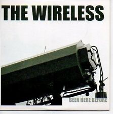 (N492) The Wireless, Been Here Before - DJ CD