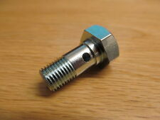 60-4183 TRIUMPH T140 T150 T160 BRAKE HOSE TO MASTER CYLINDER BANJO BOLT (30420)