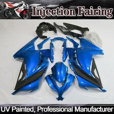 Blue Fairing Kit for 2013-2017 KAWASAKI NINJA 300 EX300 Injection Body Work Set