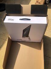 Apple imac 21.5 2012 - BOX ONLY