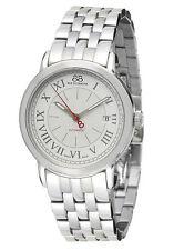 88 Rue Du Rhone Men's 87WA120031 Double 8 Swiss Automatic White Dial Watch