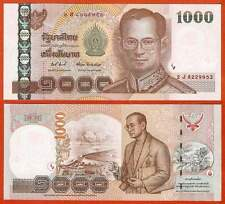 P115     Thailand   1000 Bath   2005-15  Sign 82  UNC