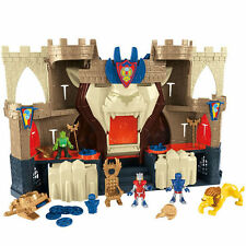 Fisher Price Imaginext Lion's Den Castle, Kids Childrens Early Learning Play Set