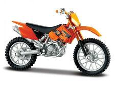 MAISTO 1:18 KTM 525 SX MOTORCYCLE BIKE DIECAST MODEL TOY NEW IN BOX
