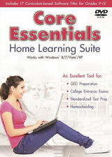17-Subjects Curriculum Based Educational Software Homeschool Grade 9 10 11 12